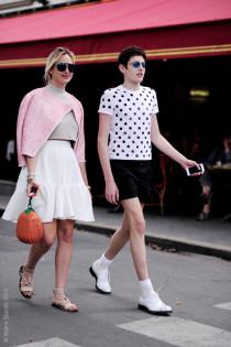 Street Style Aesthetic Wayne Tippetts Chanel Jacket